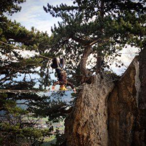 Petra, 29 let, strach z výšek